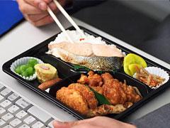 和食のお弁当の画像