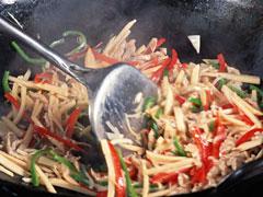 中華のお弁当の画像